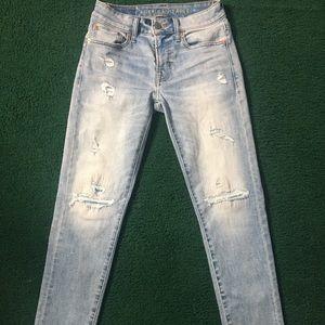 Men's AE Ne(x)t Level Airflex Skinny Jean
